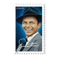 Frank Sinatra Postage Stamp