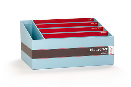 Mail.sorter from Buttoned Up, Inc.