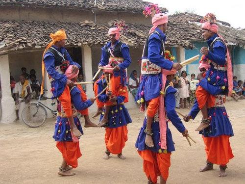 Tribal festival in India