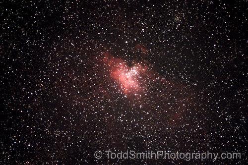 M16, Eagle Nebula, Messier 16, Messier Object 16, NGC 6611, IC 4703