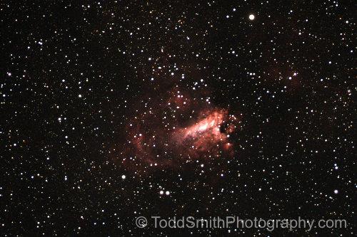 M17, Horseshoe Nebula, Lobster Nebula, Messier 17, Messier Object 17, NGC 6618, Omega Nebula, Swan Nebula