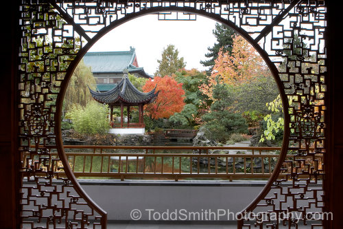 Dr. Sun Yat-Sen Classical Chinese Garden Jade Water Pavilion