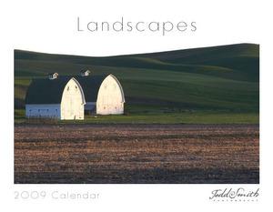Landscapes Calendar Design (not used in 2009)