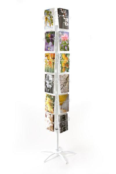 24 - pocket greeting card display