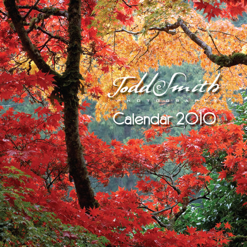 wall calendar front cover